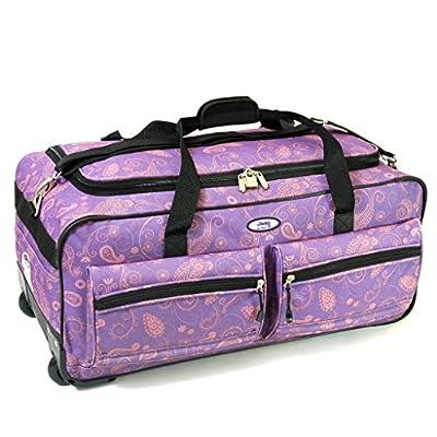 Jeep Large 27 Inch Wheeled Luggage Bag - 5 Years Warranty!