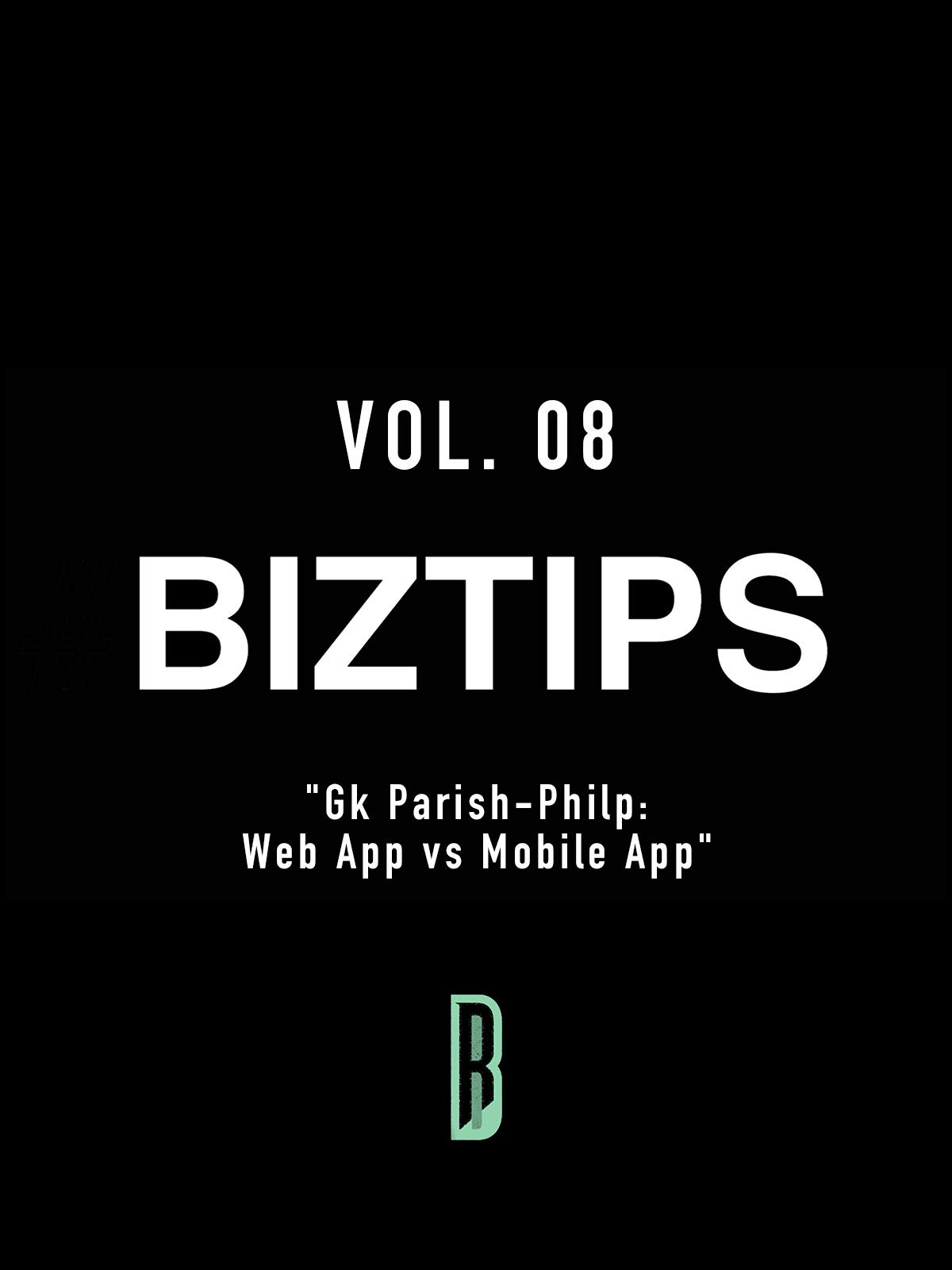 BizTips Vol. 08