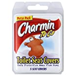 Cotton Buds Toilet Seat Covers, Personal Pack, 10 ct.