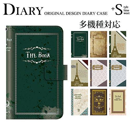 書物 本 THE BOOK (手帳型)【08.ヴィンテージ】/ iPhone...