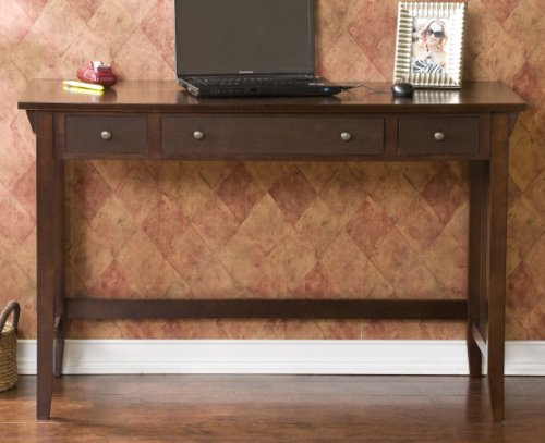 Buy Low Price Comfortable Southern Enterprises Inc. Mission Computer Desk (B003F5OEMW)
