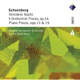 5 Orchestral Pieces, Op. 16: No. 3 Farben (Colours)