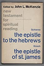 New Testament for Spiritual Reading 21: The…