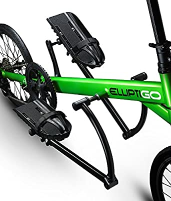 ElliptiGO Arc - The World's First Outdoor Elliptical Bike