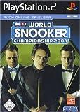 echange, troc World Snooker Championship 2007 [import allemand]