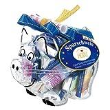 Confiserie Heidel Euro Sparschwein, 1er Pack (1 x 60 g Packung)
