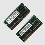Komputerbay 8GB 2x 4GB DDR3 SODIMM 204 broches fait avec Hynix Semiconductors 1333Mhz PC3 10600 8 Go avec SODIMM dissipateur thermique pour le refroidissement supplémentaire 8 8 8 24