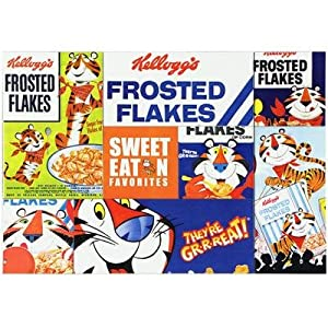 Tony the Tiger Magnet Set