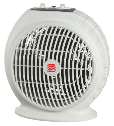 OceanAire HFQ15A Warmwave Fan Heater (Electric Heater, Play Heater, Portable Heater)