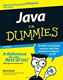 img - for Java For Dummies book / textbook / text book