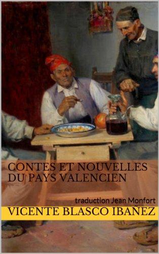 Couverture du livre contes et nouvelles du pays valencien: traduction Jean Monfort
