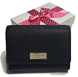 Kate Spade Newbury Lane Large Holly Business Card Case Holder WLRU2350 with Gift Box (Offshore)