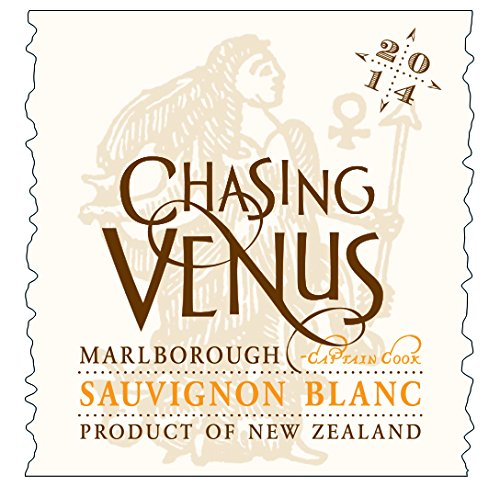 2014 Chasing Venus New Zealand Sauvignon Blanc