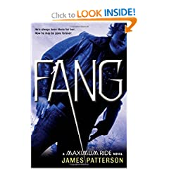 Fang  A Maximum Ride Novel