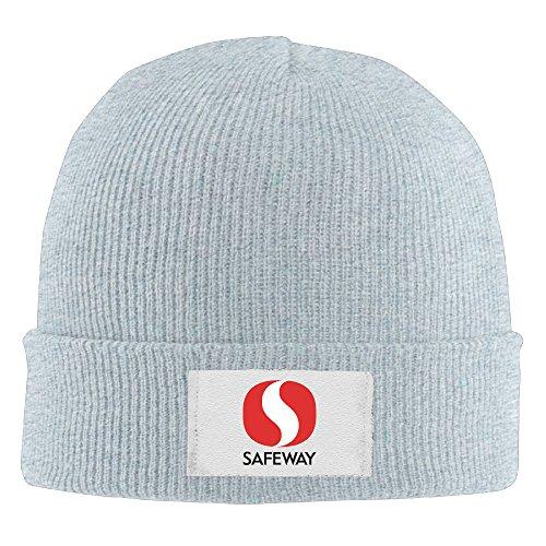 safeway-unisex-fashion-ash-flexible-wool-winter-beanie-one-size