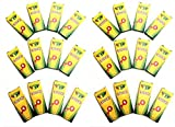 24 Boxes Crayola® 4-ct. Crayon Party Favor Pack