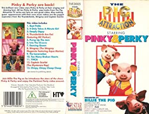 Pinky And Perky: The Pig Attraction [VHS] [1957]