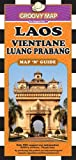 img - for Groovy Map 'n' Guide Laos book / textbook / text book