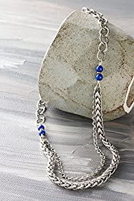 Imagine Jewelry Wheat Links Made in USA Necklace