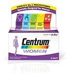 Centrum Women Supplements - Pack of 60 Tablets