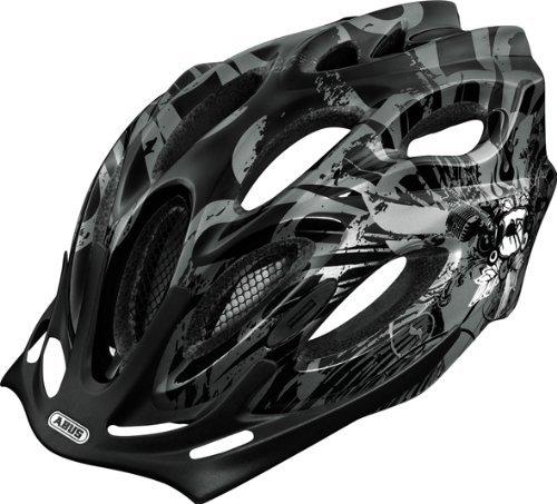 ABUS Casque de Vélo Aduro Noir M (54-58 cm)