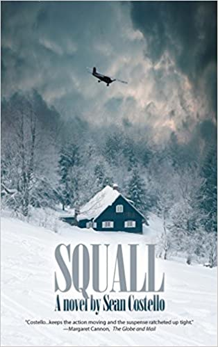 Squall - A novel by Sean Costello