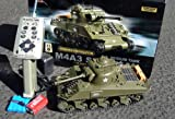 M4A3 Sherman 1/30 Scale Radio Remote Controlled RC Battle Tank RTR