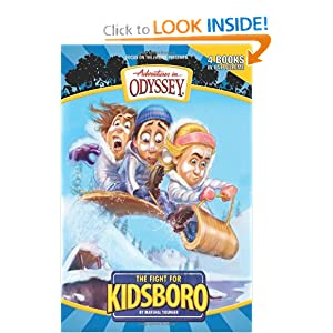 Downloads The Fight for Kidsboro (Focus on the Family, Adventures in Odyssey Kidsboro) (4 Volumes)