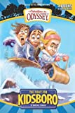 The Fight for Kidsboro (Focus on the Family, Adventures in Odyssey Kidsboro) (4 Volumes)