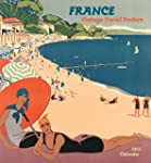 France: Vintage Travel Posters 2015 W...