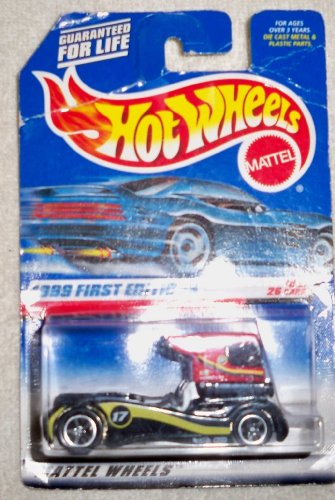 Hot Wheels 1:64 1999 First Editions #8 of 26 Cars Semi Fast