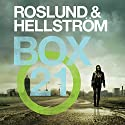 Box 21 Audiobook by Anders Roslund, Börge Hellström Narrated by Saul Reichlin
