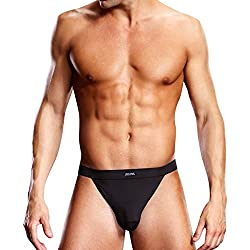 Blueline: Performance Microfiber Low-Profile Jock Strap- SM