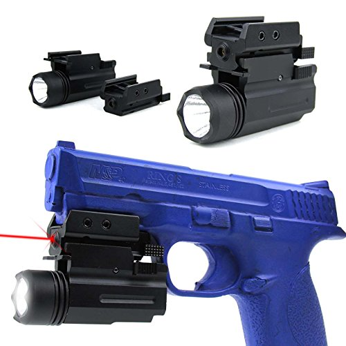 TacFire® Tactical Pistol Red Dot Laser Sight