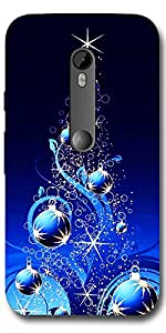 Moto G 3rd Generation Designer Hard Plastic Back Cover By DigiPrints