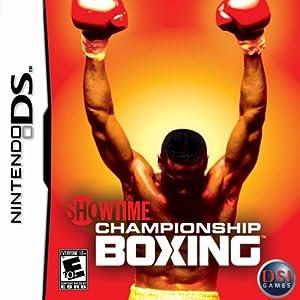 Showtime Championship Boxing (輸入版)