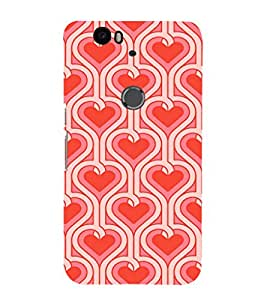 Ebby Premium Printed Mobile Back Case Cover With Full protection For Huawei Nexus 6P (Designer Case)