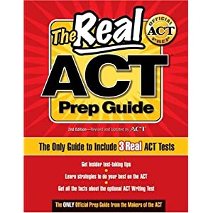 Amazon.com: The Real ACT Prep Guide: The Only Guide to Include ...