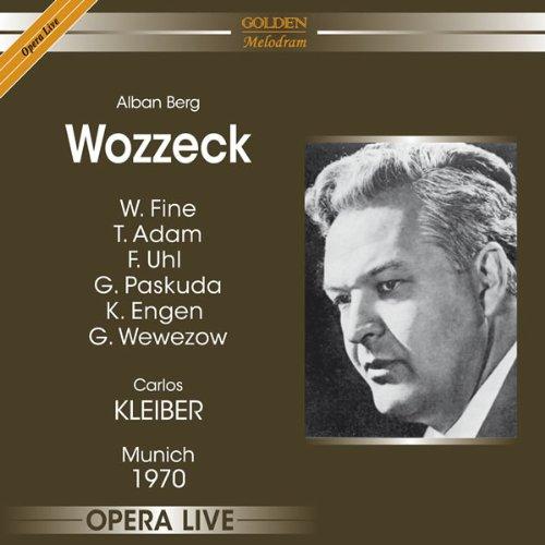 Wozzeck -  Alban Berg - CD