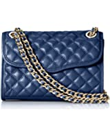 Rebecca Minkoff Mini Quilted Affair Cross-Body Handbag