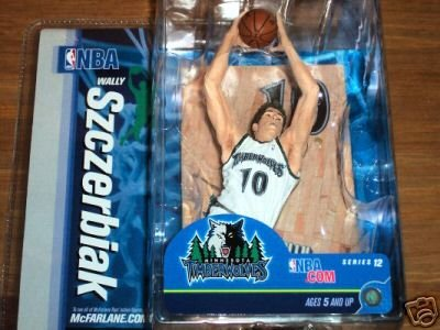 NBA Series #12: Wally Szczerbiak- Timberwolves