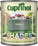 New 2014 Cuprinol Garden Shades Willow 1L