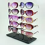 H&S� 10 Pair Acrylic Sunglasses Glass...