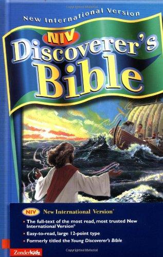 NIV Discoverer's Bible