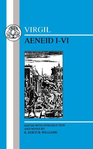Virgil: Aeneid I-VI (Bks. 1-6)