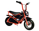 Monster Moto MM-E250 Red Electric Mini Bike