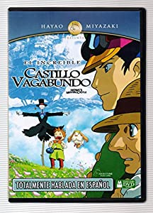 Howl's Moving Castle (El Increible Castillo Vagabundo) [Import NTSC Region 1 and 4] - In Spanish - Hayao Miyazaki