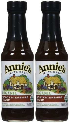 Annie's Homegrown Organic & Vegan Worcestershire Sauce, 2 pk