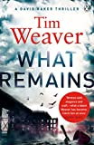 What Remains: David Raker Novel #6