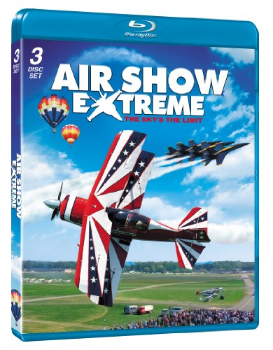 Cover art for  Air Show Extreme [Blu-ray]